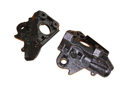 Precision motorcycle Steel Castings